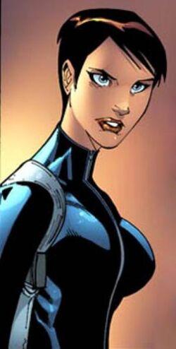 Maria Hill (Titan)