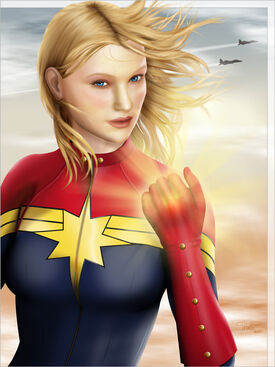 Exiles Ms. Marvel