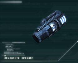 Cryo Grenade E-53