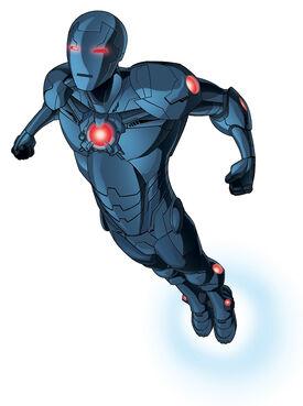 Exiles Iron Man