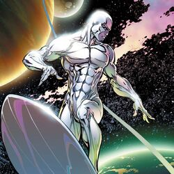 Silver Surfer (4126)