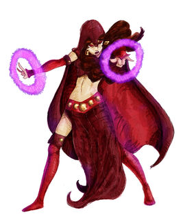 Scarlet Witch BH 5
