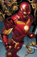 Iron Man Space Armour81648