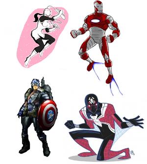 Offspring Avengers