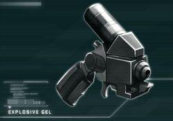 Explosive Gel E-53