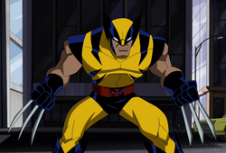 Wolverine (Exiles)