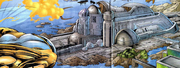 Avengers Island from Avengers Vol 2 1 001