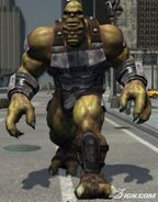 Bi-Beast (Earth-199999) from The Incredible Hulk (2008 video game) 0002