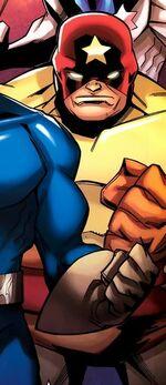 Charlie-27 (Earth-20051) Captain America & the Korvac Saga Vol 1 1