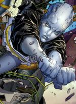 Roxanne Washington (Earth-616) from X-Men Vol 4 10.NOW 001