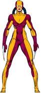 Teresa Vasquez (Earth-616) from Official Handbook of the Marvel Universe Master Edition Vol 1 13 0001