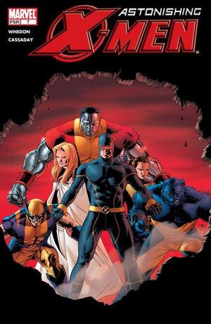 Astonishing X-Men Vol 3 7