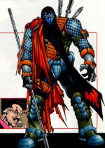 Carl Denti (Earth-616) from X-Men Earth's Mutant Heroes Vol 1 1 0001