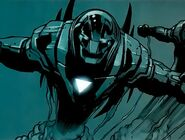 Nimrod Sentinels (Earth-10710) from X-Men Blind Science Vol 1 1 001
