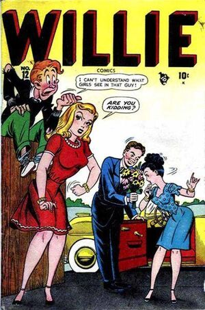 Willie Comics Vol 1 12