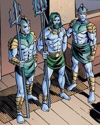Atlanteans (Earth-717) What If Sub-Mariner Vol 1 1