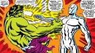 Bruce Banner (Earth-616) vs Silver Surfer