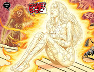 Emma Frost (Earth-616) and Jean Grey (Earth-616) from New X-Men Vol 1 141 0001