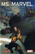 Ms. Marvel Vol 2 38 Wolverine Art Appreciation Variant