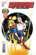 Guardians of the Galaxy Vol 4 18 Best Bendis Moments Variant