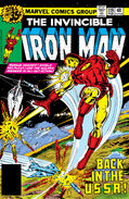 Iron Man Vol 1 119