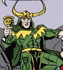 Loki Laufeyson (Earth-77013) Spider-Man Newspaper Strips.jpg