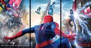 The Amazing Spider-Man 2 (film) banner