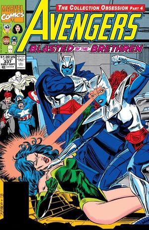 Avengers Vol 1 337