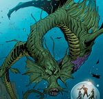 Fin Fang Foom (Earth-15513) from Inhumans Attilan Rising Vol 1 4 0001