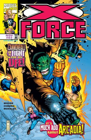 X-Force Vol 1 83