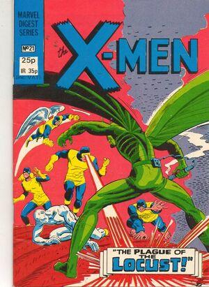 X-Men Pocket Book (UK) Vol 1 21