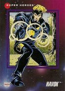 Alexander Summers (Earth-616) from Marvel Universe Cards Series III 0001