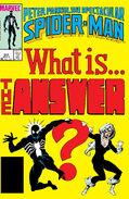 Peter Parker, The Spectacular Spider-Man Vol 1 92