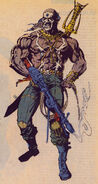 Raoul Bushman (Earth-616) from Official Handbook of the Marvel Universe Vol 3 1 0001