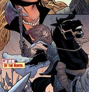 Cairn (Earth-616) from Mighty Avengers Vol 2 12