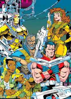 Clan Chosen (Earth-4935) from Cable Vol 1 1 0001