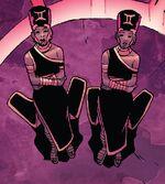 Gemini (Sarah) (Earth-616) from Amazing Spider-Man Vol 4 3 001