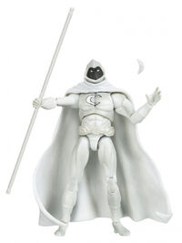 Marc Spector (Earth-616) from Marvel Universe (Toys) Series I Wave III 0001