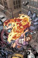 Marvel Adventures Fantastic Four Vol 1 4 Textless