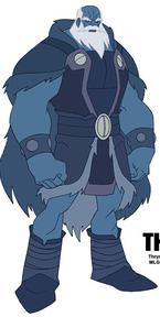 Thrym (Earth-8096) from Thor Tales of Asgard 001