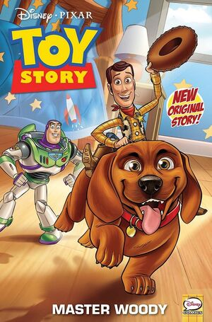 Toy Story Vol 1 1 Textless