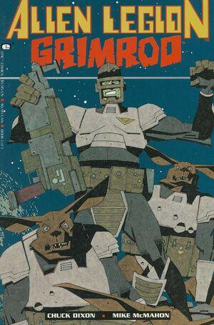 Alien Legion Jugger Grimrod Vol 1 1