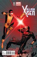 All-New X-Men Vol 1 4 Cheung Variant