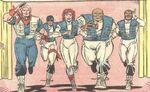 Kickers, Inc. (Earth-148611) from Kickers, Inc. Vol 1 2 001