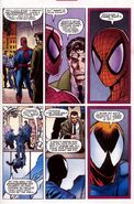 Peter Parker and Ben Reilly (Earth-616) from Spider-Man Unlimited Vol 1 8 0001
