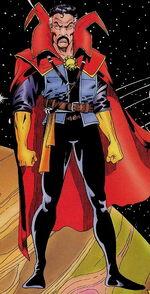Stephen Strange (Earth-928) Fantastic Four 2099 Vol 1 5