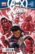 X-Men Legacy Vol 1 268