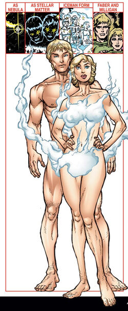 Cloud (Earth-616) from Defenders Strange Heroes Vol 1 1 0001