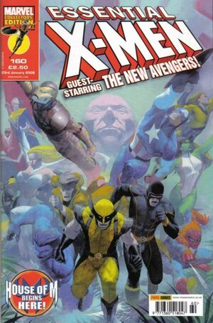 Essential X-Men Vol 1 160
