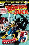 Howard the Duck Vol 1 1